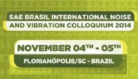 SAE BRASIL INTERNATIONAL NOISE AND VIBRATION COLLO