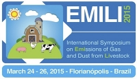 EMILI 2015 - EMISSIONS OF GAS NA DUST FROM LIVESTOC